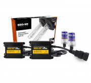 Ксенон Sho-Me Ultra (slim) 35Вт H7 (4300K, 5000K, 6000K) Xenon
