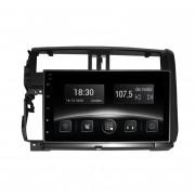 Штатная магнитола Gazer CM5510-J150 для Toyota Land Cruiser Prado (J150) 2010-2013 (Android 8.1)