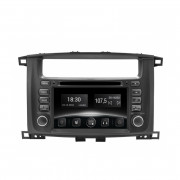 Штатная магнитола Gazer CM5008-J100 для Toyota Land Cruiser 100 (J100) 1998-2007 (Android 8.1)