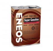 Моторное масло Eneos Super Gasoline SM 5w-30
