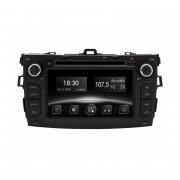 Штатная магнитола Gazer CM5007-E140 для Toyota Corolla (E140) 2006-2012 (Android 8.1)
