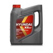 Оригинальное моторное масло Hyundai XTeer Gasoline Ultra Protection 5w-30 (1011002, 1041002, 1061011) Korea