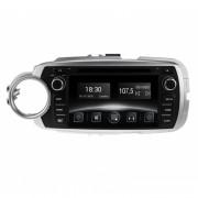 Штатная магнитола Gazer CM5006-P130 для Toyota Yaris (P130) 2011-2013 (Android 8.1)