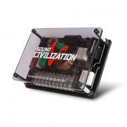 Кроссовер Kicx Sound Civilization X6 (пассивный)
