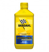 Моторное масло для скутеров Bardahl Scooter Synthetic Special Oil 2T (201140) 1л