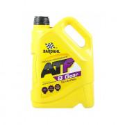 Cинтетическая жидкость для АКПП и ГУР Bardahl ATF 8G (36871, 36873)