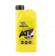 Cинтетическая жидкость для АКПП и ГУР Bardahl ATF +4 (36551) 1л