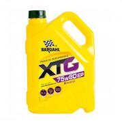 Минеральное трансмиссионное масло Bardahl XTG 75w-80 EP (36781, 36783)