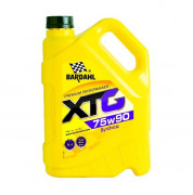 Синтетическое трансмиссионное масло Bardahl XTG 75w-90 (36381, 36383)