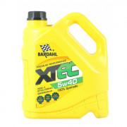 Моторное масло Bardahl XTEC 5w-40