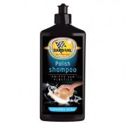 Автошампунь с эффектом полировки Bardahl Polish Shampoo (38915B) 500мл
