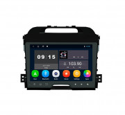 Штатная магнитола Sound Box SB-8181 для Kia Sportage R (Android 8.1.0)