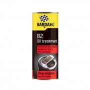 Восстанавливающая присадка с загустителем масла для старых двигателей Bardahl B2 Oil Treatment (1001) 300мл