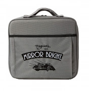 Текстильная сумка для хранения и транспортировки автокосметики и химии Meguiar's MBBAG Mirror Bright Bag (32х10х32см)