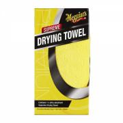 Микрофибровое полотенце с кантом для сушки кузова автомобиля Meguiar's X1802EU Supreme Drying Towel Extra Large (55х76см)
