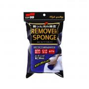 Очищающий спонж для удаления следов насекомых, водных пятен и битума Soft99 Remover Sponge 04027