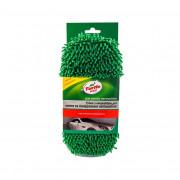 Губка из микрофибры для мойки и полировки автомобиля Turtle Wax X1186 (22x11x7,5см)