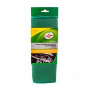 Спонжевая микрофибра двухсторонняя для очистки элементов интерьера автомобиля Turtle Wax X5533 (28х32см)