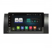 Штатная магнитола Incar TSA-1520A9 для BMW X5 (E53), 5 серия (E39), 7 серия (E38) Android 9.0