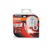 Osram Комплект галогенных ламп Osram Truckstar Pro 64196 TSP Duobox 24V (H4)