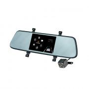 Зеркало заднего вида с монитором, видеорегистратором и камерой заднего вида Cyclone MR-52