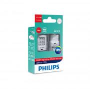 Комплект светодиодов Philips Ultinon LED (T20 / W21W) 11065ULRX2