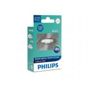 Светодиодная (LED) лампа Philips Ultinon LED-Fest (C5W) 11860ULWX1 (6000K) 30mm