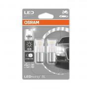 Комплект светодиодов Osram LEDriving SL 1458CW-02B (P21/5W)