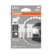Комплект светодиодов Osram LEDriving Standard 7458CW-02B /  7458YE-02B (P21W)
