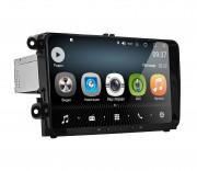 Штатная магнитола AudioSources T100-910A для Volkswagen Universal (Android 8)