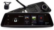 Штатное зеркало заднего вида `12 в 1` Phisung V9 с видеорегистратором, монитором, камерой, Wi-Fi, 4G, Bluetooth, GPS (Android 5.1)