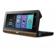 Автомобильный видеорегистратор на торпедо Phisung E03 с монитором, камерой с подсветкой, Wi-Fi, 4G / 3G, Bluetooth, GPS (Android 5.1)