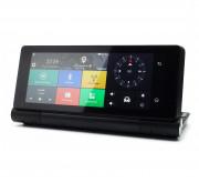 Автомобильный видеорегистратор на торпедо Firstscene C10 с монитором, камерой с подсветкой, Wi-Fi, 4G / 3G, Bluetooth, GPS (Android 5.0)