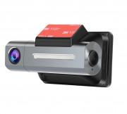 Автомобильный видеорегистратор Phisung K9 с Wi-Fi, 3G, GPS и камерой с подсветкой (Android 5.0)
