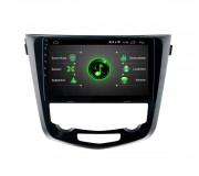 Штатна магнітола Incar DTA-6210 DSP для Nissan Qashqai (Android 10)