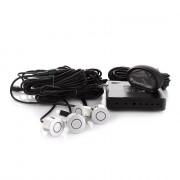 Парктроник GT P Fusion Silver для заднего / переднего бампера с LED-дисплеем
