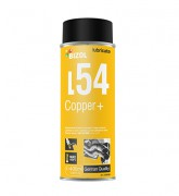 Медная смазка-спрей Bizol Copper+ L54 (400ml)
