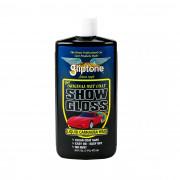 Gliptone Карнаубский глянцевый жидкий крем-воск с очищающим эффектом Gliptone Show Gloss GT0416 (473мл)