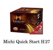 Ксенон Michi Quick Start 35Вт H27 (5000K) Xenon