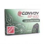 Convoy Автосигналізація Convoy MP-60D LCD