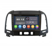 Штатная магнитола Sound Box SB-8199-2G для Hyundai Santa Fe 2006+ (Android 8.1.0)