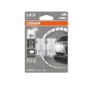 Комплект светодиодов Osram LEDriving SL 7716CW-02B (W21/5W)
