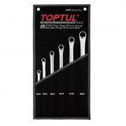 Набор накидных супердлинных ключей Toptul GPAP0602 (6шт)