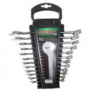 Набор ключей комбинированных на холдере 6-19мм Toptul GAAC1201 (12шт)