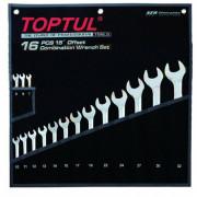 Набор ключей комбинированных 7-32мм `Hi-Performance` Toptul GPAX1601 (16шт)