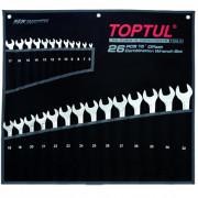 Набор ключей комбинированных 6-32мм `Super-Torque` Toptul GPAW2601 (26шт)