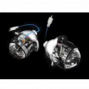 Би-ксеноновые линзы Infolight mini 2.5'' (65мм) H1