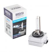 Ксеноновая лампа Brevia D1S (+50%) 85114MP / 85115MP / 85116MP 35Вт (4300K, 5500K, 6000K)