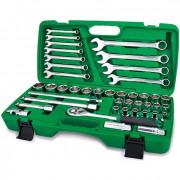Набор инструмента комбинированный 1/2'' Toptul GCAI4201 (42шт)