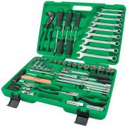 Набор инструмента комбинированный Toptul GCAI8002 (80шт)